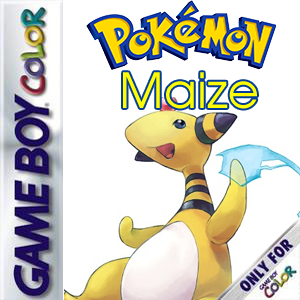 Pokemon Maize Box Art
