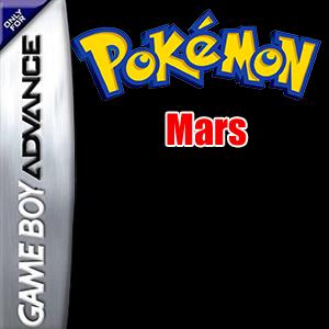 Pokemon Mars Box Art