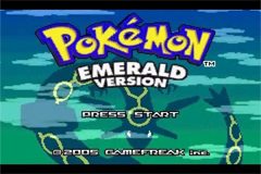 Pokemon Mega Emerald X & Y Edition Screenshot
