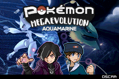Pokemon Mega Evolution Aquamarine Screenshot