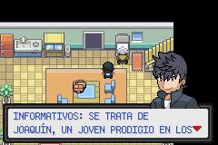 Pokemon Mega Evolution Aquamarine Screenshot