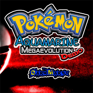 Pokemon Mega Evolution Aquamarine Box Art
