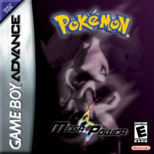 Pokemon Mega Power Box Art