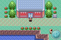 Pokemon Mega Sapphire Screenshot