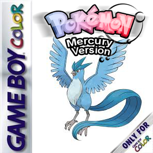 Pokemon Mercury Box Art