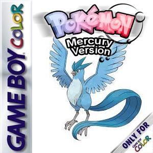 Pokemon Mercury Box Art