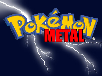 Pokemon Metal Screenshot