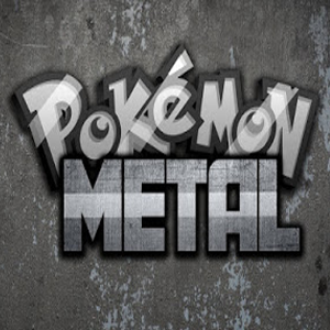 Pokemon Metal Box Art