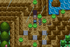 Pokemon Mitic Island Screenshot