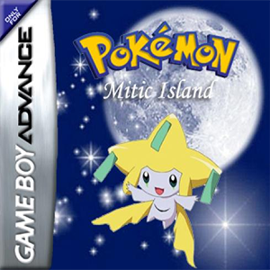 Pokemon Mitic Island Box Art
