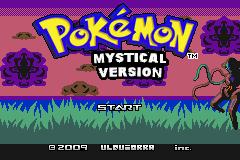 Pokemon Mystical Screenshot