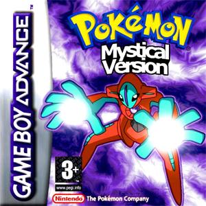 Pokemon Mystical Box Art