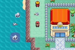Pokemon Naranja Screenshot