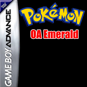 Pokemon OA Emerald Box Art
