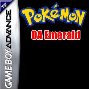 Pokemon OA Emerald Box Art