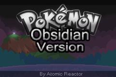 Pokemon Obsidian Screenshot