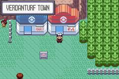 Pokemon (Old) Ruby Screenshot