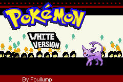 Pokemon (Old) White Screenshot