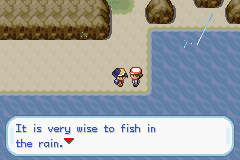 Pokemon (Old) White Screenshot