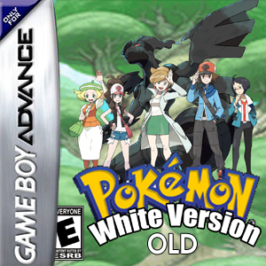 Pokemon (Old) White Box Art