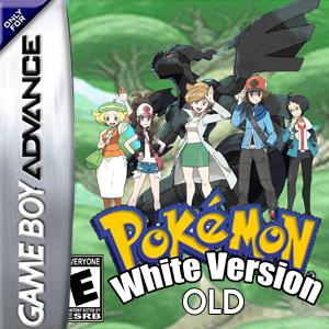 Pokemon (Old) White Box Art