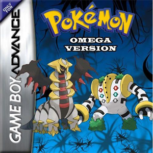 Pokemon Omega Box Art