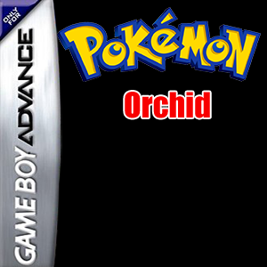 Pokemon Orchid Box Art