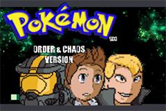 Pokemon Order and Chaos Screenshot