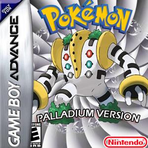 Pokemon Palladium Box Art