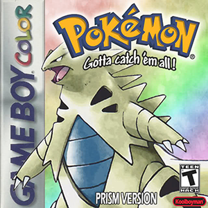 Pokemon Prism Box Art