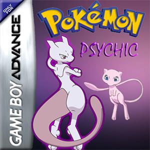 Pokemon Psychic Box Art