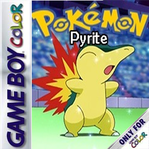 Pokemon Pyrite Box Art