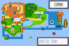 Pokemon Quartz Screenshot