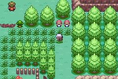 Pokemon rijonAdventures Screenshot