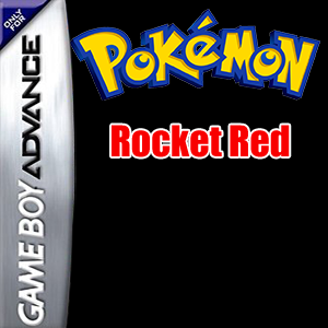 Pokemon Rocket Red Box Art