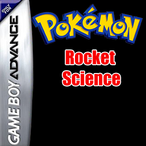 Pokemon Rocket Science Box Art
