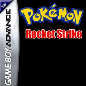 Pokemon Rocket Strike Box Art
