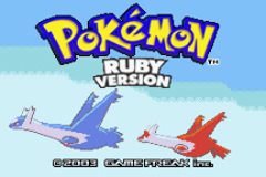 Pokemon Ruby Destiny - Broken Timeline Screenshot