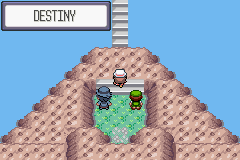 Pokemon Ruby Destiny - Reign Of Legends Screenshot