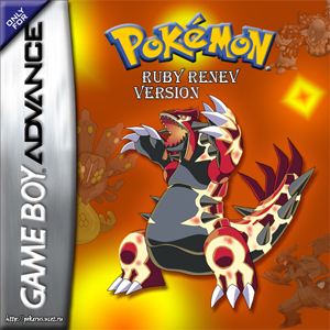 Pokemon Ruby Renev Box Art