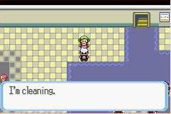 Pokemon School Screenshot