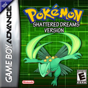 Pokemon Shattered Dreams Box Art