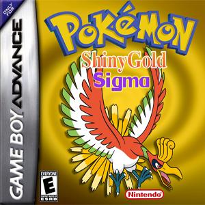 Pokemon Shiny Gold Sigma Box Art