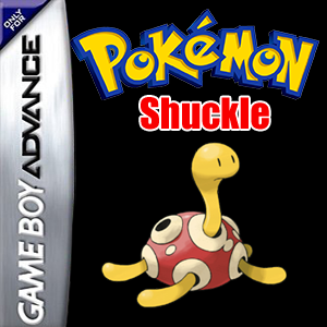 Pokemon Shuckle Box Art