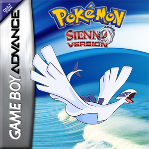 Pokemon Sienna Box Art