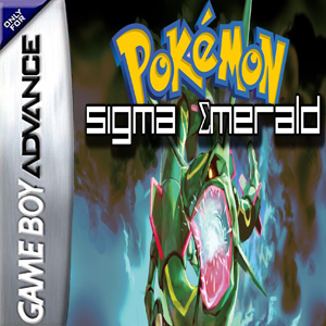 Pokemon Sigma Emerald Box Art