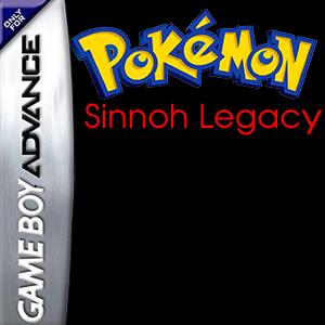 Pokemon Sinnoh Legacy Box Art