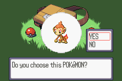 Pokemon Sinnoh Quest Screenshot