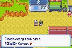 Pokemon Skyline Screenshot