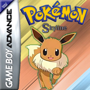 Pokemon Skyline Box Art